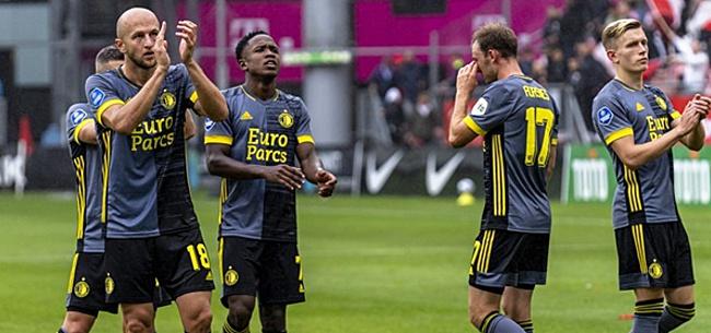 Foto: 'Hij is in potentie gewoon de beste bij Feyenoord'