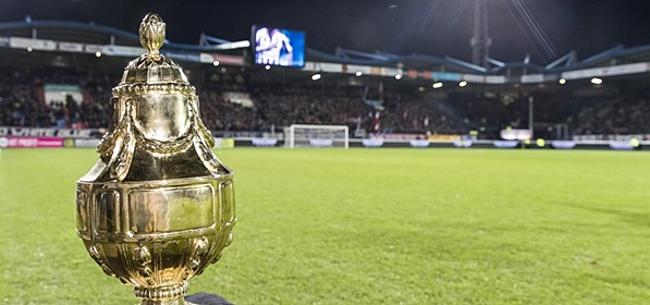 Foto: 'Bekerblamage moet gelijk tot ontslag Eredivisiecoach leiden'
