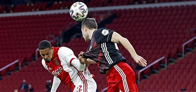 Foto: 'Ajax zorgt voor grote paniek in Eredivisie'