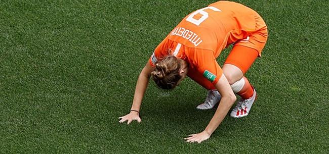 Foto: Ook Miedema en Wiegman genomineerd voor prestigieuze FIFA-prijzen