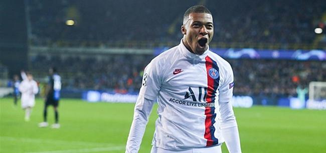 Foto: 'Liverpool wil Mbappé naar Engeland halen'