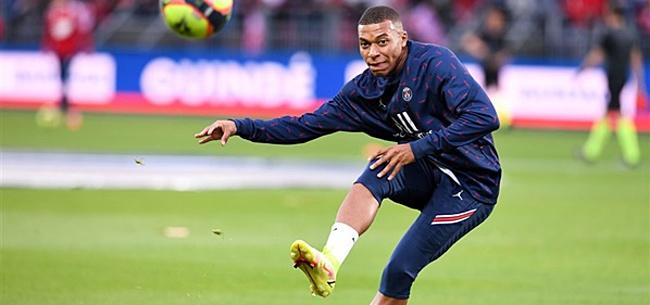 Foto: 'Real Madrid heeft tweede bod op Mbappé uitgebracht'