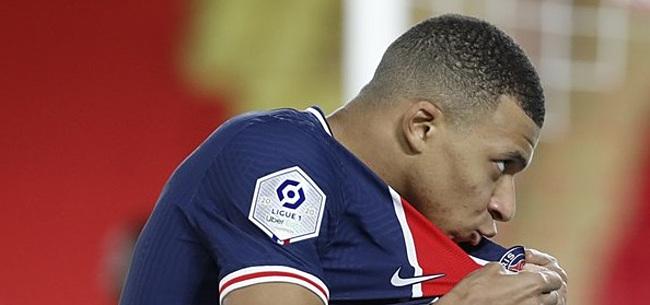 Foto: 'Mbappé gooit plan helemaal om na PSG-ingreep'