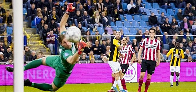 Foto: Unnerstall verzamelt fantastische cijfers bij PSV