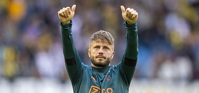 Foto: Transfer Schöne lost Ajax-problemen op
