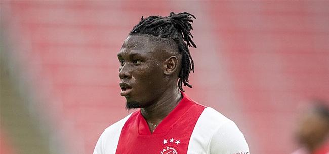 Foto: Ajacied Traoré verklapt: 'Feyenoorder mijn favoriete speler'