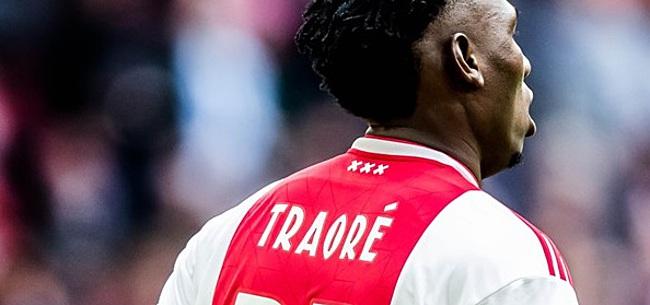 Foto: Shakhtar kan komst Traoré bijna niet geloven