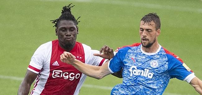 Foto: 'Hij kan de top halen en moest alleen maar naar Ajax gaan'