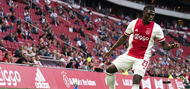 Foto: Lassina Traoré: 'We droomden allemaal van FC Twente'