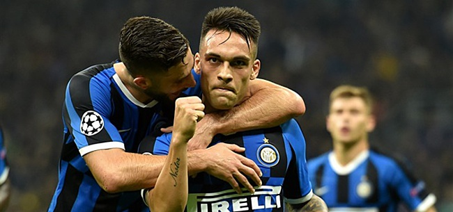 Foto: 'Martínez laat Inter weten te willen vertrekken naar droomclub'