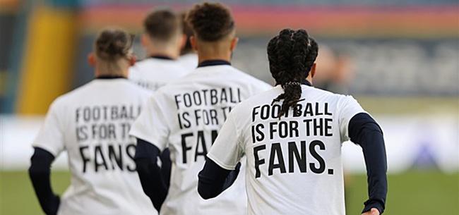 Foto: 'Super League wordt nóg erger'