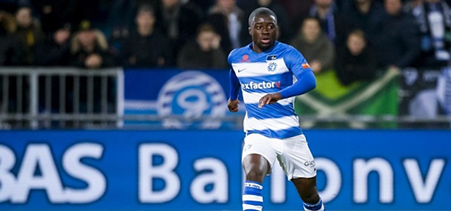 Foto: OFFICIEEL: Owusu verruilt De Graafschap komende zomer voor Willem II
