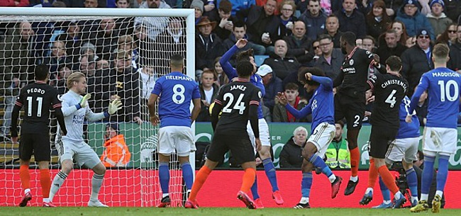 Foto: 'Chelsea wil shoppen bij Leicester City'