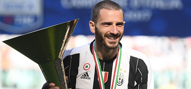 Foto: 'Juventus: Nederlandse opvolger van Bonucci'