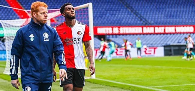 Foto: Feyenoord incasseert volgende blessureklap