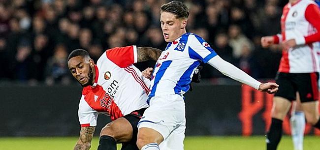 Foto: 'Buitenland lonkt voor Feyenoord-doelwit Veerman'