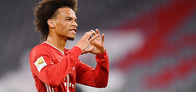 Foto: Leroy Sané bezorgt Bayern nieuwe tegenvaller