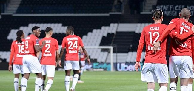 Foto: 'Panikerend Feyenoord klopt aan bij Franse kampioen'