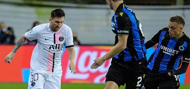 Foto: 'Lang onhoudbaar voor Brugge na PSG-show'
