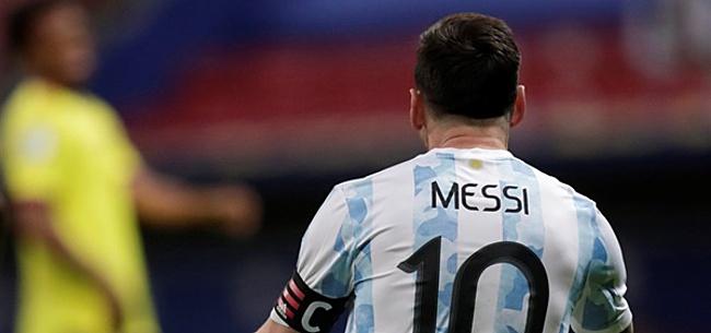 Foto: 'Messi zorgt voor domino-effect met shocktransfer'