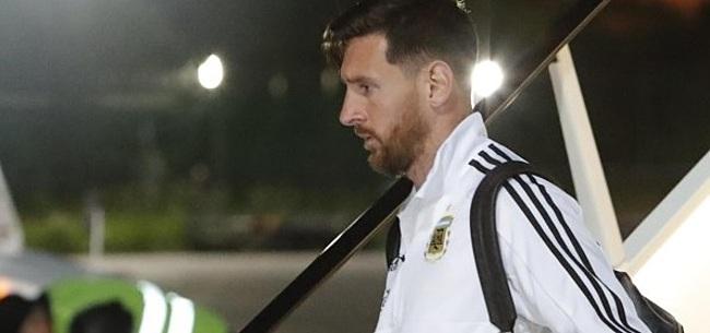 Foto: 'FC Barcelona kan transferwens Messi niet inwilligen'