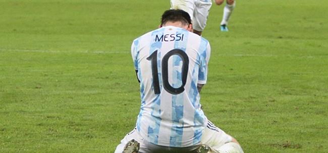 Foto: El Mundo Deportivo meldt nieuw 'Messi-drama'