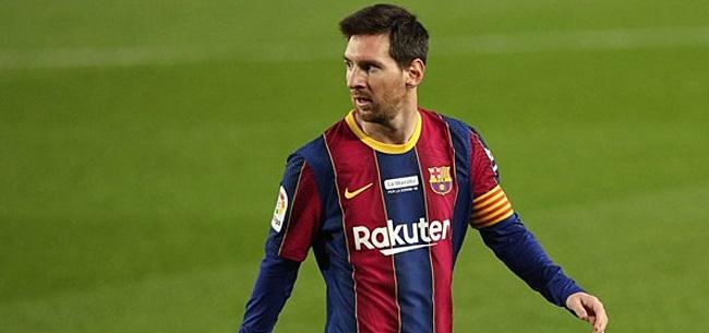 Foto: Opgeleefde Messi passeert Lewandowski met zeer fraaie statistiek