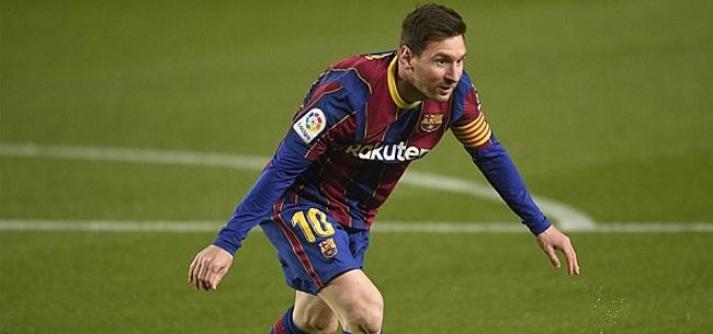 Foto: FC Barcelona heeft titel in eigen hand na 5-2 zege