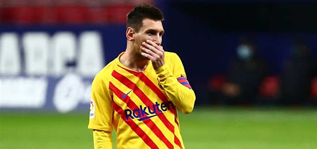 Foto: 'Nieuwe Messi' staat niet in Barcelona-aanval