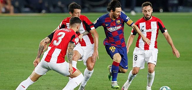 Foto: Rakitic schiet matig FC Barcelona voorlopig aan kop