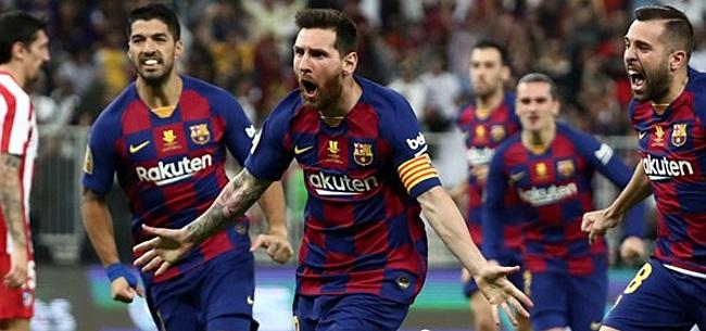 Foto: 'Coronacrisis zadelt FC Barcelona op met duivels dilemma'