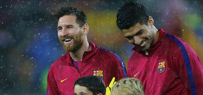 Foto: 'FC Barcelona creëert nieuw supertrio: MGD'