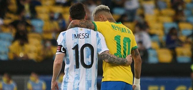 Foto: Neymar haalt snoeihard uit naar de Braziliaanse fans