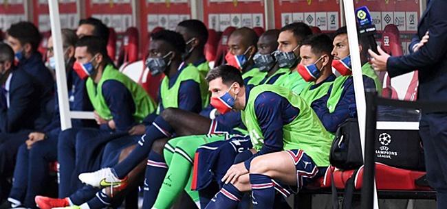 Foto: 'Nachtmerrie Lionel Messi komt uit'