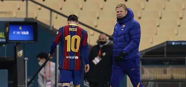 Foto: 'Onderzoek naar barbecue bij Lionel Messi'