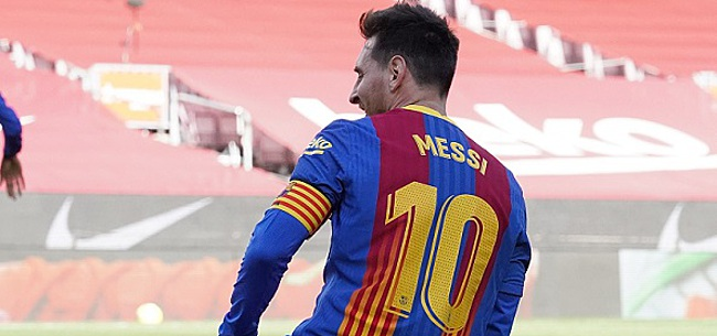 Foto: 'FC Barcelona heeft opvolger Messi al in huis'