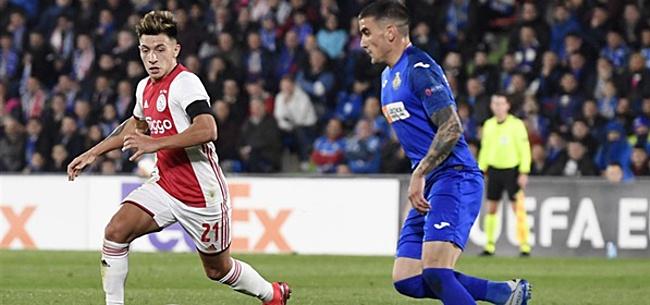 Foto: 'Martínez te goed om linksback te spelen'