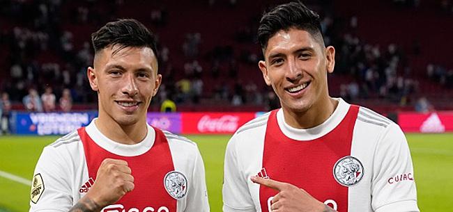 Foto: 'Ajax dreigt spelers met verbod'