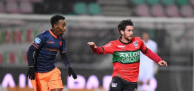 Foto: Eerstedivisionist NEC gooit Fortuna uit KNVB Beker