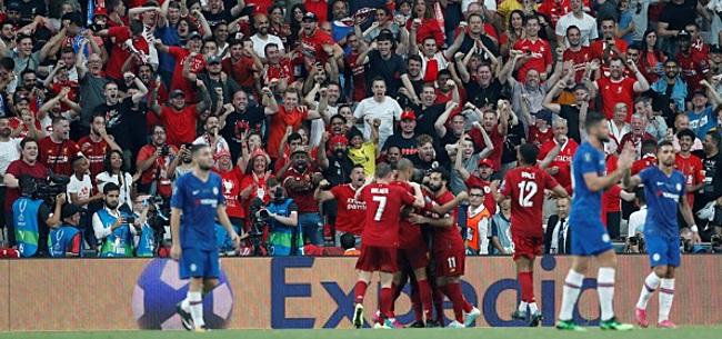 Foto: Uitglijdende Liverpool-fan bezorgt Klopp serieuze kopzorgen