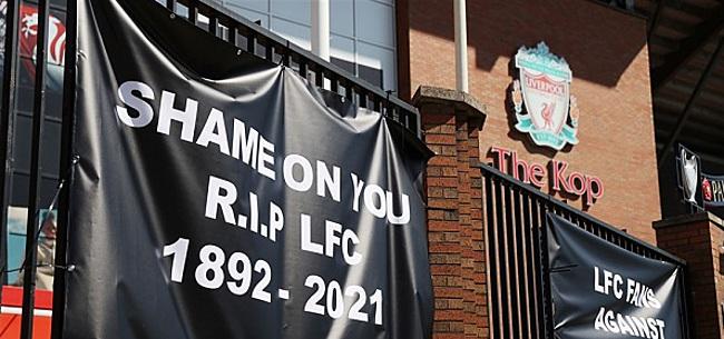 Foto: Liverpool-aanhang furieus: