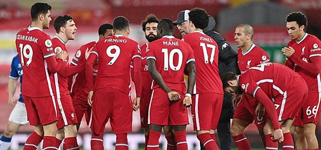Foto: 5 redenen waarom Liverpool geen kampioen wordt dit seizoen