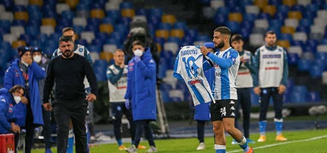 Foto: Gattuso doet beroep op inwoners Napels: 'Zónder mondkapje'