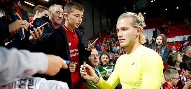 Foto: 'Liverpool schrijft blunderende doelman nu al af'