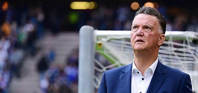 Foto: 'Louis van Gaal hoopt op Ajax-transfer'