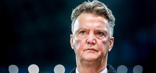 Foto: Van Gaal: 'Uitspelen kan prima in juni of juli'
