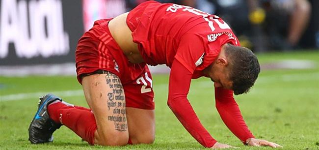 Foto: 'Bayern-basisspeler moet in Spanje de gevangenis in'