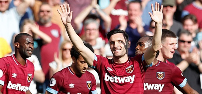 Foto: West Ham wint spectaculaire Londense derby en gooit strijd CL-tickets open