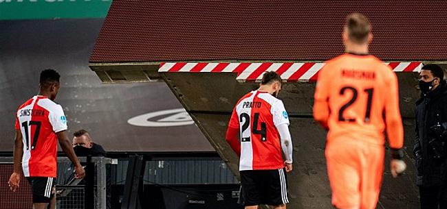 Foto: 'Feyenoord-selectie verzet zich tegen transfer'