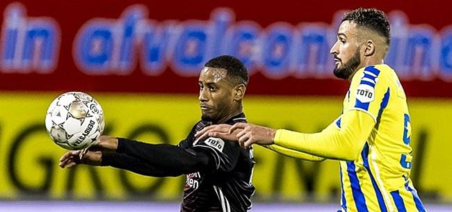Foto: 'Omstreden Narsingh is de oplossing voor Feyenoord'